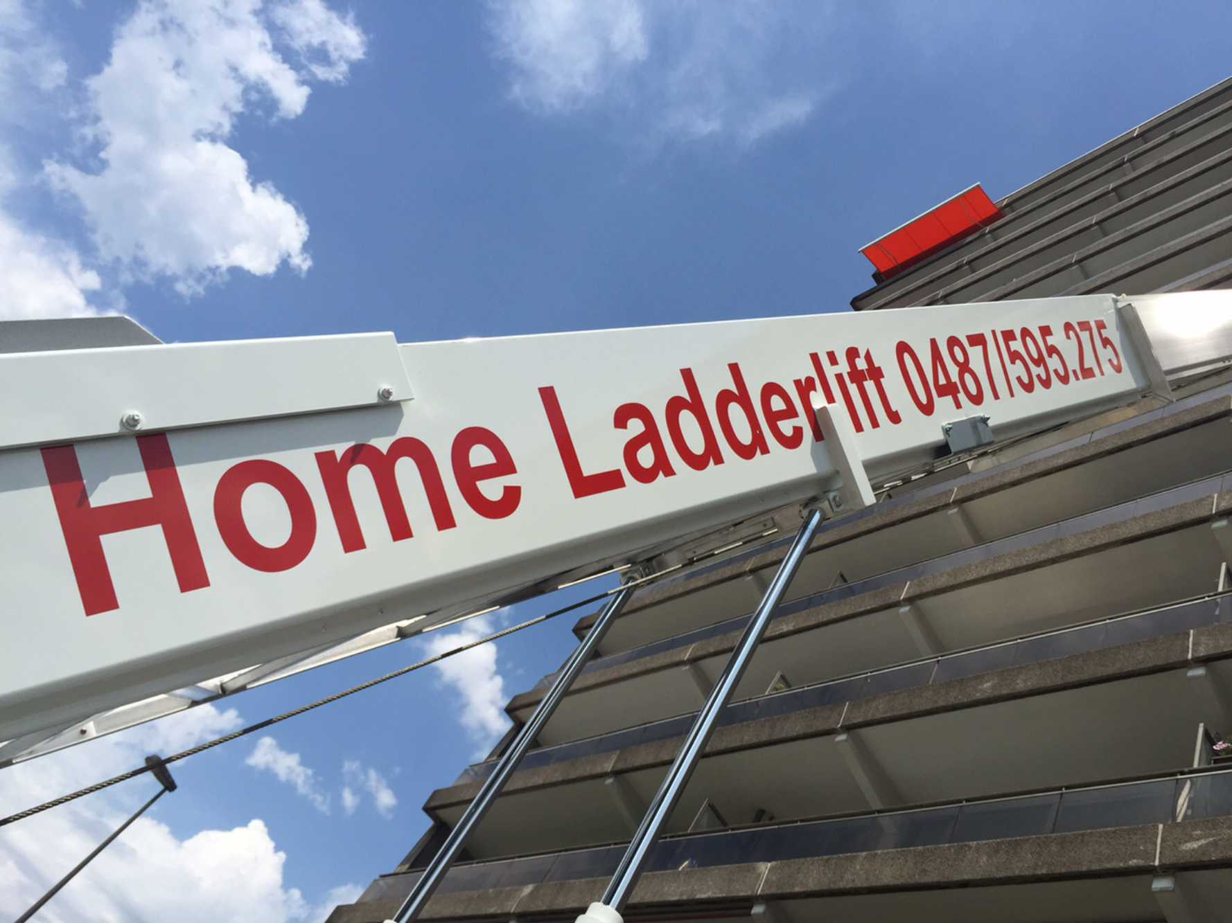 Home Ladderlift Merksem